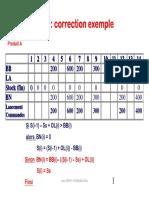 003.Quantite Economique-Procedure de Calcule