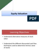 DCF Valuation Models