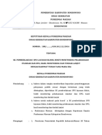 Sk 9.2.2.1 Pemberlakuan SPO