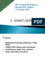 1.SONET-SDH
