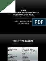 Case Tb Army