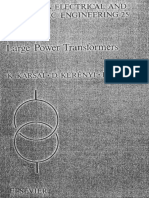 Large Power Transformers - Karsai-Kerenyi-Kiss - Ocr
