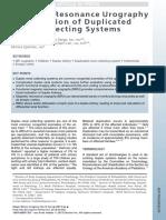 duplex colleting system