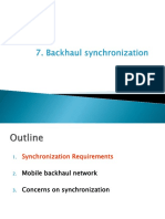 7. Synch of Variuos Networks