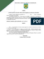 NT Pentru Ingriijirea Si Conducerea Artboretelui 2016-07-29_OM