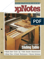 ShopNotes #15 (Vol. 03) - Sliding Table.pdf
