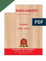 Yojana- June 2017