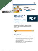 DAMDEX _ KEGUNAAN & PEMAKAIAN pro.pdf
