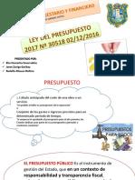 EXPOSIC ELSA Dº PRESUPUESTARIO Y FINANCIERO ELSA JANET.pptx