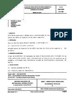NBR 09559 - Solucao de Hipoclorito de Sodio Comercial - Determinacao Do Teor de Hidroxido e Carbo