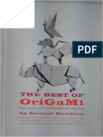 Samuel Randlett the Best of Origami
