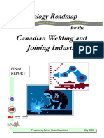 Canadian Welding Roadmap