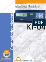 Manual Medidores de Combustible KI-04