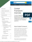 Cockpit Framework Overview