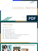 high school meeting 8 8 17 presentation