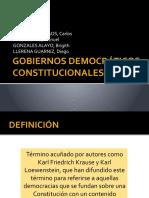 GOBIERNOS-DEMOCRÁTICOS-CONSTITUCIONALES