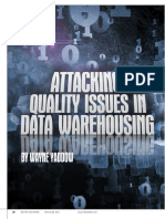 Attacking_Data Warehouse Quality_Issues W. Yaddow Article