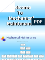 Mechanical Maintenance Presentation
