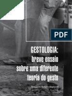 Magnavita_Pasqualino(2017) Gestologia-breve Ensaio Sobre Uma Diferente Teoria Do Gesto