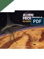 Alien Frontiers Rules