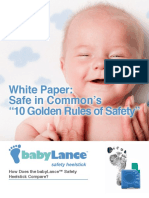 BABYLANCE White Paper Golden Rules Rev.1