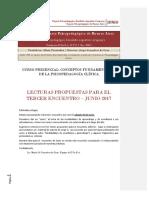 Bibliografia Alicia Fernadez