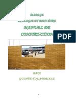 Mesures Les Plus Connues de Briques Écologiques MAREGE Sont