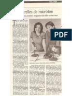 El País. Virtu Morón i Empar Moliner