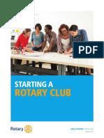 808 Starting Rotary Club En