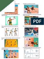 15 Reglas Del Voleibol
