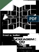 Keller, F. S. - Aprendizagem - Teoria do Reforço.pdf