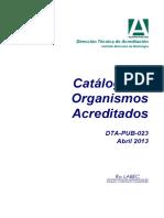 Dta-pub-023 v11 Catalogo Acreditacion Abr-2013 Word 2003 Actualizado.doc.