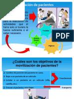 Movilización de Pacientes