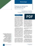 393-158 Proceso de Fabricación de Bioetanol (y III)