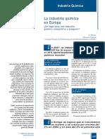 394-147 La Industria Química en Europa