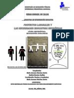 Proyectos Laborales y Las NEE