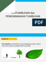 Pertumbuhan Dan Perkembangan Tumbuhan Dan Masnusia (1)