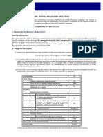 Normas prudenciales del sistema financiero, Banco Central de la Republica Argentina