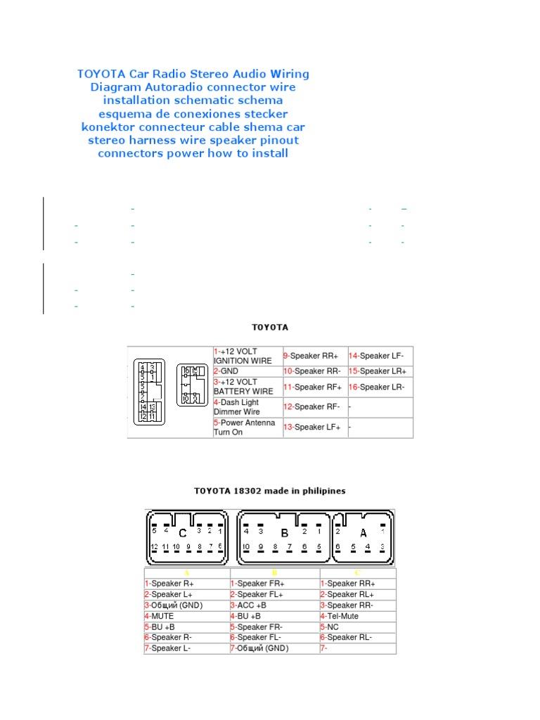 [SCHEMATICS_48DE]  EC2 Wire Car Stereo Wiring Diagram 12   Wiring Library   12 Volt Radio Wiring Diagram      Wiring Library