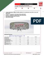 APX-C Preliminary Datasheet - V1