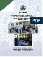 Pedoman Iuran Anggota Korpri 2015