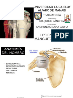 7.-Lesiones Del Manguito Rotador