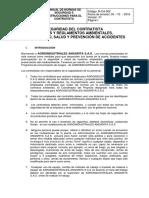 Ejemplo Manual de Contratista