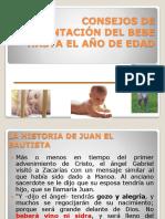 Consejos de Alimentación Del Bebe Hasta El Año