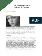 El TDAH Como Comorbilidad en El Autismo y Síndrome de Asperger