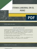 Sistema Laboral Peruano