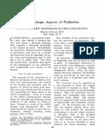 Psychologic Aspects of Pediatrics