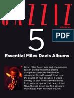 5_Best Miles Davis Albums