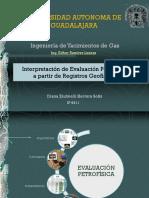 Interpretacion de Evaluacion Petrofisica a Partir de Registros