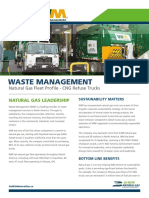 Waste Management Fleet Profile En